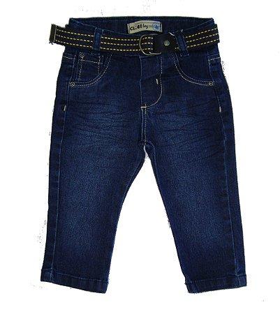 Calça Regular Masc. Clube Jeans