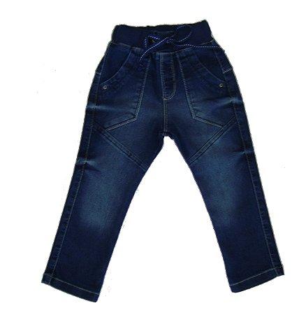 Calça Masc. Jogging Jeans Belle