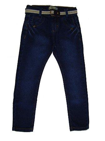 Calça Slim Masc. Jeans Clube