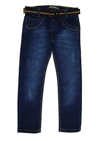 Calça Masc. Skinny Jeans Yellow
