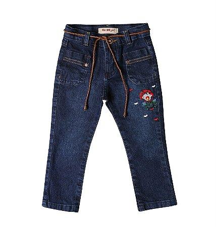 Calça Fem. Skinny Jeans Frida