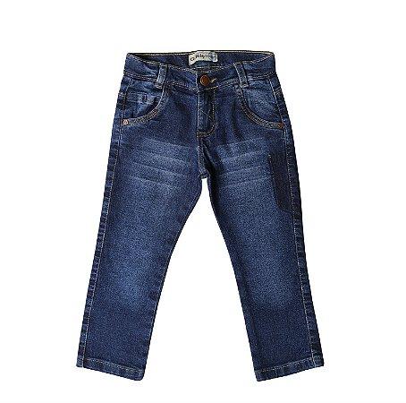 Calça Masc. Slim Jeans Clubinho