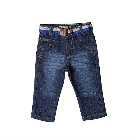 Calça Masc. Regular Jeans Blue