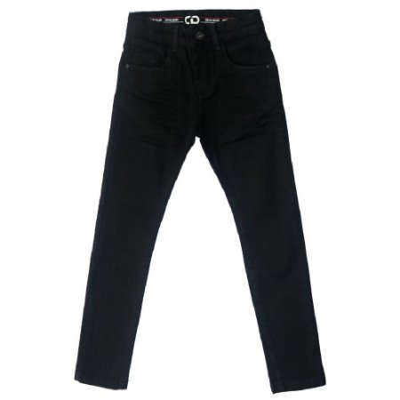 Calça Jeans Clube do Doce Black Kids