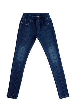 Calça legging feminina juvenil pences 10 ao 16 clube do doce