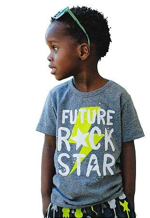 Camiseta Future Rock Star