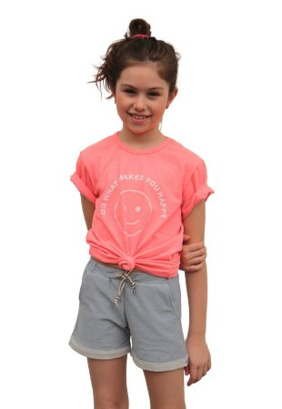 Shorts Moletim Jeans