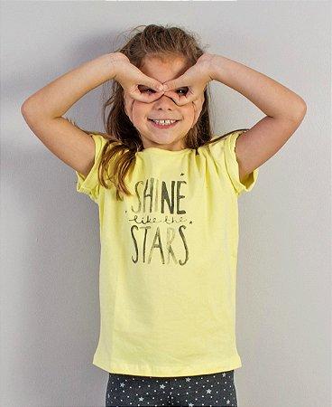 Camiseta Manga Curta Shine