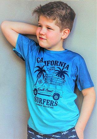 Camiseta Degradê Califórnia
