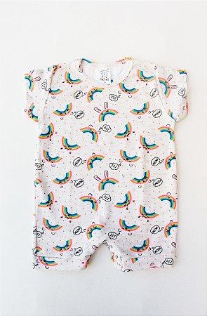 Macaquinho rainbow