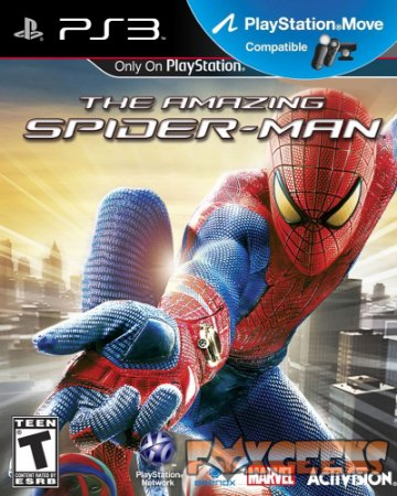 The Amazing Spider-Man [PS3]