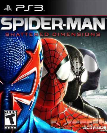 Spider-Man: Shattered Dimensions [PS3]