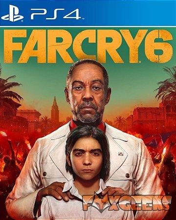 Far Cry 6 [PS4]