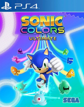 Sonic Colors: Ultimate [PS4]