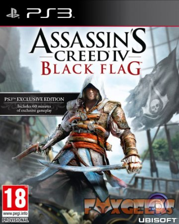 Assassin's Creed 4: Black Flag [PS3]
