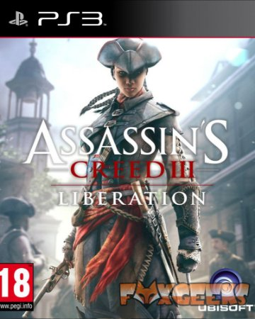 Assassin's Creed Liberation HD [PS3]