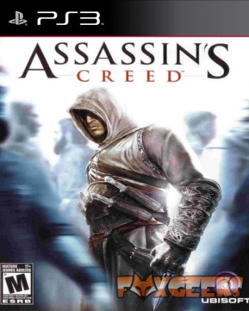 Assassin's Creed 1 [PS3]