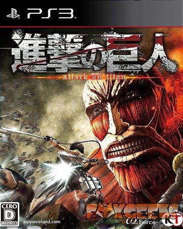 Attack On Titan [PS3]