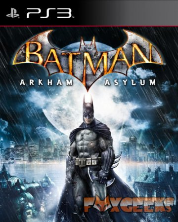 Batman Arkham Asylum [PS3]