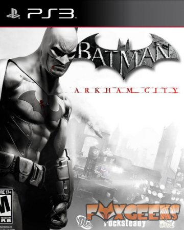 Batman: Arkham City [PS3]