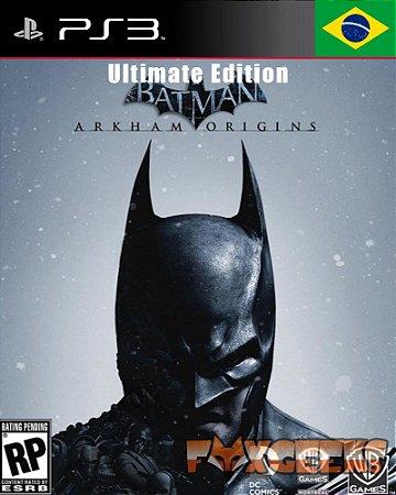 Batman: Arkham Origins - Português [PS3]