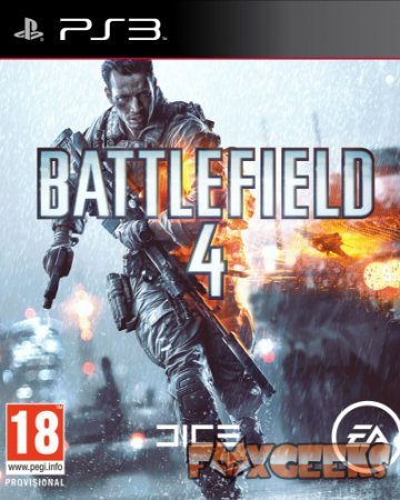 Battlefield 4 - Passe da Temporada (DLC)  [PS3]