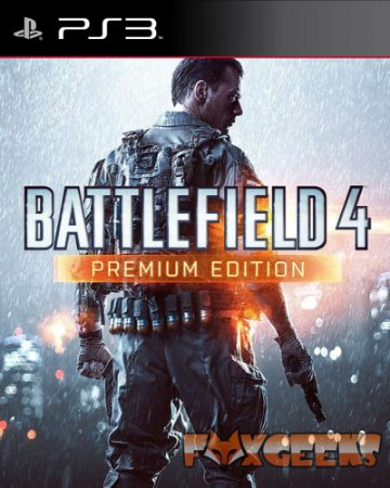 Battlefield 4 Premium Edition [PS3]