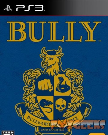 Bully (CLÁSSICO PS2) [PS3]