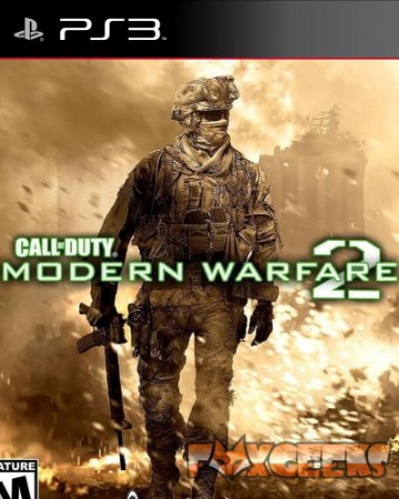 Call of Duty: Modern Warfare 2 [PS3]