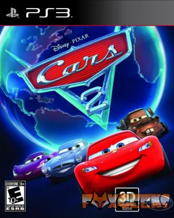 Cars 2: The Video Game [PS3]