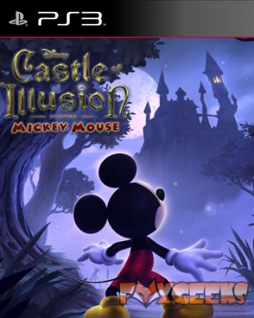 Castle of Illusion Starring Mickey Mouse [PS3]