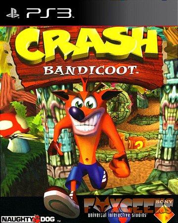 Crash Bandicoot (Clássico PSOne) [PS3]