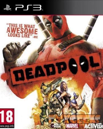 Deadpool [PS3]