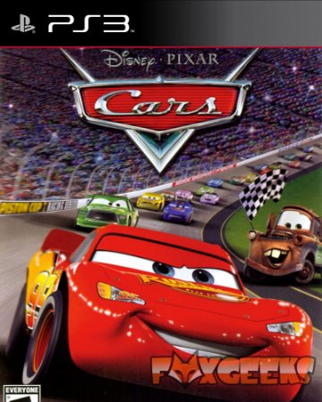 Disney Pixar Cars [PS3]