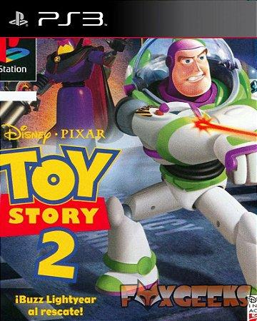 Disney Pixar Toy Story 2 (Clássico PSOne) [PS3]