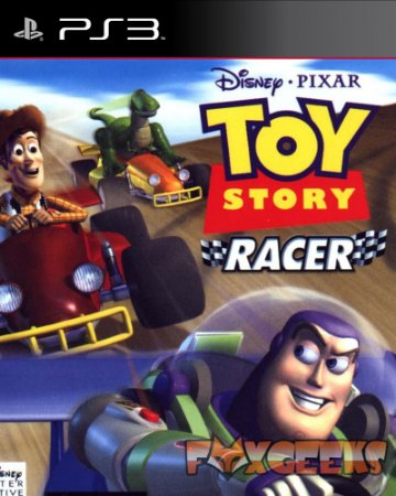 Disney Pixar Toy Story Racer (Clássico PSOne) [PS3]
