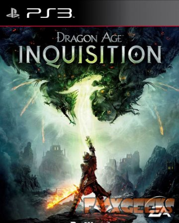 Dragon Age: Inquisition Deluxe Edition [PS3]