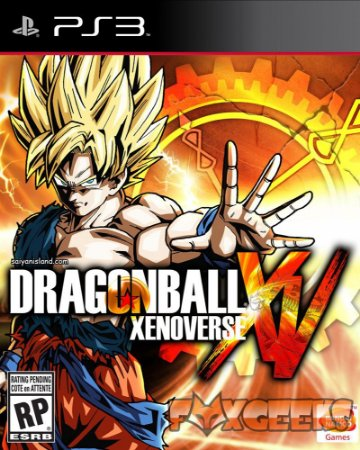 Dragon Ball Xenoverse [PS3]