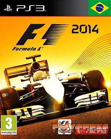 F1 2014 - Português [PS3]