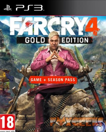Far Cry 4 Gold Edition [PS3]