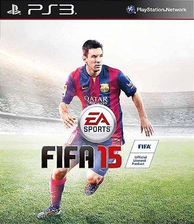 FIFA 15 - Inglês [PS3]