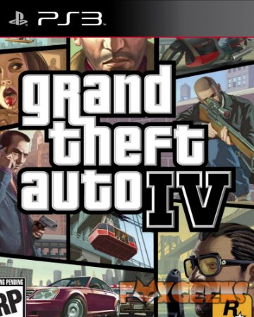 GTA 4: The Complete Edition [PS3]