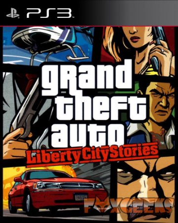 GTA Duplo Pack - Liberty City Stories e Vice City  [PS3]