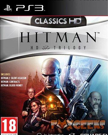 Hitman Trilogy HD  [PS3]