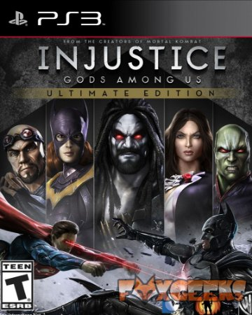 Injustice: Gods Among Us Ultimate Edition [PS3]
