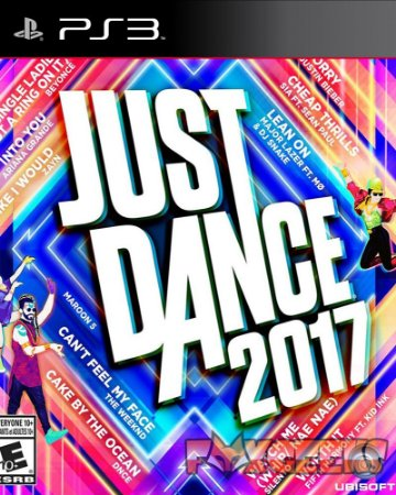 Just Dance 2017 [PS3]