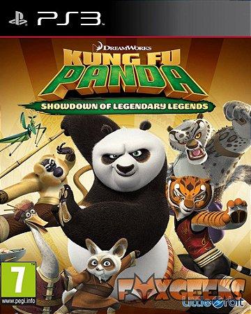 Kung Fu Panda Confronto de Lendas [PS3]