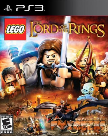 LEGO The Lord of the Rings [PS3]