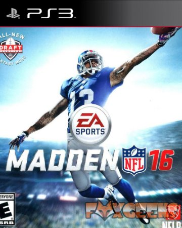 Madden NFL 16 [PS3]