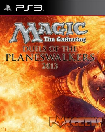 Magic: The Gathering - Duels of the Planeswalkers 2013 [PS3]